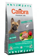 CALIBRA Premium Sensitive jagnięcina 12kg