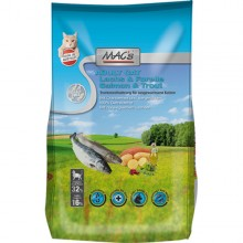 MAC's Adult Cat Łosoś i Pstrąg 300g