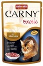ANIMONDA Carny Exotic Cat z Kangurem 85g
