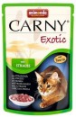 ANIMONDA Carny Exotic Cat ze Strusiem 85g