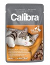 CALIBRA Cat Adult Duck and Chicken 100g