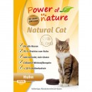 POWER OF NATURE Natural Cat Fees Favorite - bezzbożowa z kurczakiem 2kg