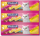 VITAKRAFT Cat-Stick Mini 3szt z drobiem i wątróbką